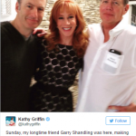 Kathy Griffin – Actress and comedian. (Photo: Instagram, @kathygriffin)