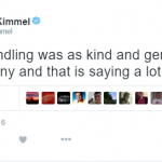 Jimmy Kimmel – TV host and comedian. (Photo: Twitter, @jimmykimmel)