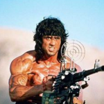 Rambo (2008) – Released 20 years after Rambo III (1988). (Photo: Instagram, @stallonezone)