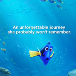 Finding Dory (upcoming 2016) – To be released 13 years after Finding Nemo (2003). (Photo: Instagram, @pixarfindingdory)