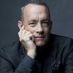 Tom Hanks collects and is super into typewriters and the sounds they make, he told New York Times. (Photo: Instagram, @cadillac.g)