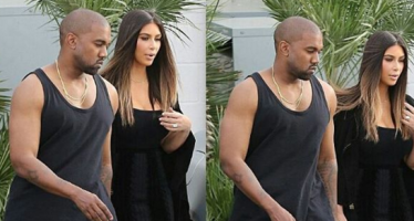 Kim and Kanye finally move out