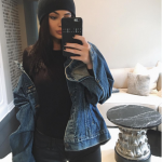 7. Kylie Jenner (kyliejenner) – 57.2 million followers.
