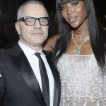 Giovanni Bianco e Naomi Campbell (Photo: Courtesy)