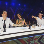 Cheryl Fernandez-Versini and Simon Cowell were both judges on The X Factor when Liam Payne competed in 2010. (Photo: Instagram, @cherylfernandezversini_)