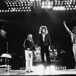 "Led Zeppelin's ""Whole Lotta Love"" borrows heavily from the Willie Dixon song ""You Need Love."" The (Photo: Instagram, @ledzeppelin)"