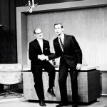 8. The Tonight Show Starring Johnny Carson (1992) – 50 million viewers. (Photo: Instagram, @classicshowslover)