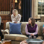 9. The Big Bang Theory – 203 episodes and 9 seasons since 2007. (Photo: Instagram, @bigbangtheory_cbs)