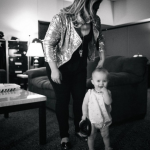 The 33-year-old is also stepmother to a son and daughter from Blackstock's previous marriage. (Photo: Instagram, @kellyclarkson)