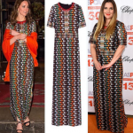 The 41-year-old actress attended a fundraiser for the American Society for the Prevention of Cruelty to Animals in New York City. (Photo: Instagram, @hrhduchesscatherine)