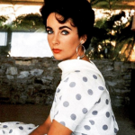 "Elizabeth Taylor and Conrad ""Nicky"" Hilton were only married for 205 days. (Photo: Instagram, @elizabethtaylor)"