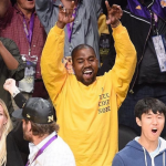 Kanye's latest album has since been released for free on Apple Music and Spotify. (Photo: Instagram, @kanyewest_daily)
