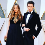 Hannah Bagshawe and husband Eddie Redmayne are expecting their first child. (Photo: Instagram, @hannahbagshawe)