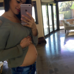 Bryiana Dyrdek and husband Rob Dyrdek are expecting their first child. (Photo: Instagram, @bryianadyrdek_)