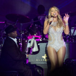 The diva is set to perform at the Cape Town Stadium on Tuesday, April 26. (Photo: Instagram, @mariahcarey)