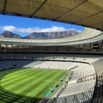 The iconic mountain is visible from the venue where Mariah Carey is set to perform. (Photo: Instagram, @cityofcapetown)