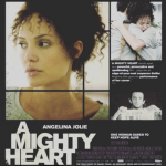 The mixed-race Mariane Pearl in A Mighty Heart (2007) – Played by Angelina Jolie. (Photo: Instagram, @tyukiko_tokyo)