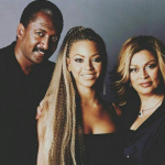 Beyoncé's father has had his say on the cheating rumors his daughter's latest album has addressed. (Photo: Instagram, @mathew_knowles)