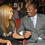 Matthew Knowles was his daughter's manager from her Destiny's Child days up to 2011. (Photo: Instagram, @mathew_knowles)