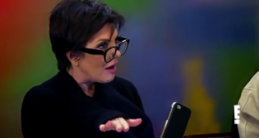 Kris Jenner tells daughters to 'F-off'