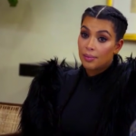 Kim Kardashian then continued to preach to her 60-year-old mother about parenting. (Photo: Instagram, @norisblackbook)