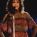 "Whitney Houston – ""Saving All My Love For You."" (Photo: Instagram, @whitneyhouston_fanpage)"