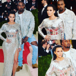 WORST: Kim Kardashian & Kanye West. (Photo: Instagram, @gossiproomoff)