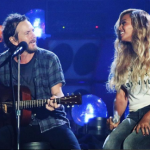 "Beyoncé and Pearl Jam – ""Redemption Song."" (Photo: Instagram, @rollingstoneitalia)"