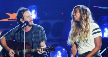 Beyoncé and Pearl Jam to team up on song