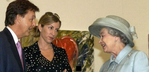 8. Heather Mills received $48.6 million in her split from Paul McCartney. (Photo: Instagram, @thebeatleswomen)
