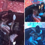 Selena Gomez and Orlando Bloom were snapped getting really close to each other in Las Vegas. (Photo: Instagram, @15secondsofpop)