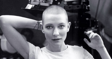 10 stars who shaved their heads
