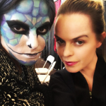 Taryn Manning – Accused of attacking her make-up artist. (Photo: Instagram, @ tarynmanning)