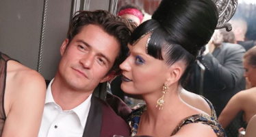 Katy Perry reacts to Orlando Bloom 'cheating' pics