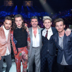 Top Duo/Group – One Direction. (Photo: Instagram, @onedirection)
