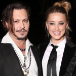 Amber Heard has filed for a restraining order against her husband Johnny Depp. (Photo: Instagram, @people)