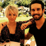 Ryan Sweeting and Kaley Cuoco announced they are divorcing in September 2015. (Photo: Instagram, @thebigbangtheoryaddict)