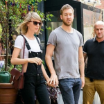 Taylor Swift and Calvin Harris recently broke up after about a year and a half together. (Photo: Instagram, @rahma_ayu23)