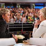 Pierce claims she suffered emotional distress and suffering because of the joke. (Photo: Instagram, @theellenshow)