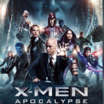 8. X-Men: Apocalypse – $424.9 million worldwide. (Photo: Instagram, @xapocalypse2016)