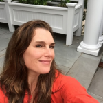 "Brooke Shields is 6'0"" tall. (Photo: Instagram, @brookeshields)"