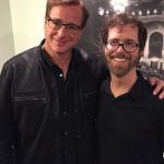 "Bob Saget is 6'4"" tall. (Photo: Instagram, @bobsaget)"