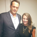 "Vince Vaughn is 6'5"" tall. (Photo: Instagram, @exvotovintage)"