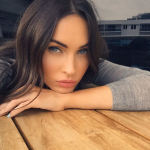 Megan Fox – Nirvana. (Photo: Instagram, @the_native_tiger)