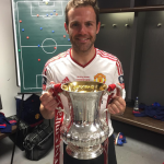 Juan Mata - Arcade Fire. (Photo: Instagram, @juanmatagarcia)