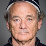 Bill Murray – Girlpool. (Photo: Instagram, @billmurraypics)
