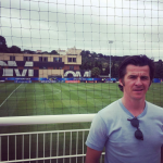 Joey Barton - Future Islands. (Photo: Instagram, @joey7bartonofficial)