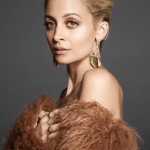 Nicole Richie is the adopted daughter of multi-platinum music artist Lionel Richie. (Instagram, @nicolerichie)