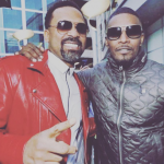 Jamie Foxx was born Eric Marlon Bishop. (Photo: Instagram, @iamjamiefoxx)
