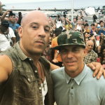 Vin Diesel was born Mark Sinclair Vincent. (Photo: Instagram, @vindiesel)